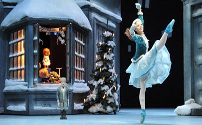 Ballett Weihnachten 2019.Ballett Der Nussknacker Eine Weihnachtsgeschichte Programm